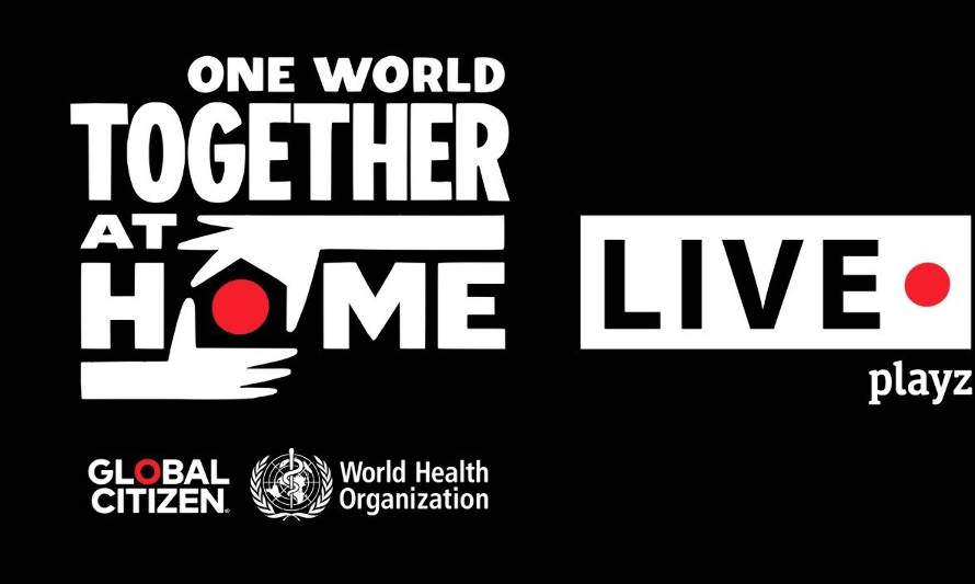 "Este sábado 18: No te  pierdas el concierto ""One World: Together At Home"""